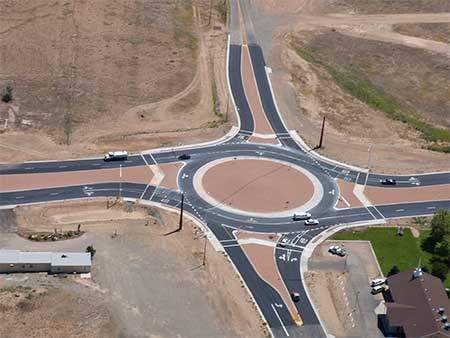 Roundabouts in Yavapai County