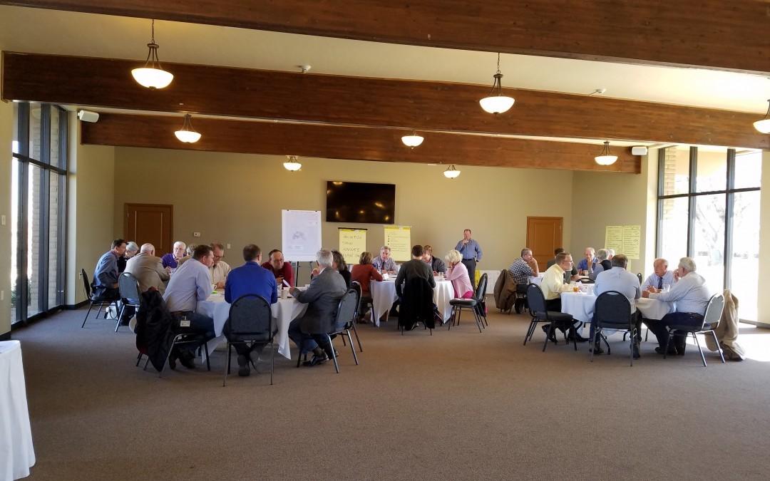 Executive Board Strategic Planning Workshop
