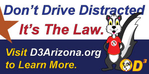 Distracted Driving Arizona